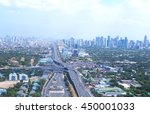 Aerial View Of Manila ...