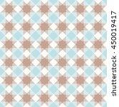 geometric star seamless pattern ... | Shutterstock .eps vector #450019417