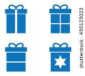 gift box icons