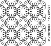geometric vector pattern with... | Shutterstock .eps vector #450159397