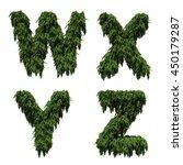 3d rendering of climbing plant...   Shutterstock . vector #450179287