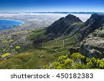 republic of south africa. cape... | Shutterstock . vector #450182383