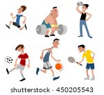 vector illustration image of a... | Shutterstock .eps vector #450205543