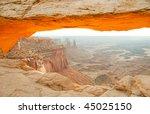 mesa arch | Shutterstock . vector #45025150