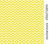 yellow   white chevron pattern  ... | Shutterstock .eps vector #450272893
