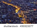 old city of magic | Shutterstock . vector #450323377