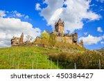reichsburg cochem   germany | Shutterstock . vector #450384427