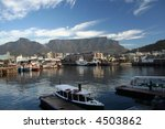 View Of Table Mountain From Th...