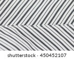 black and white stripe on the... | Shutterstock . vector #450452107