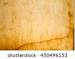 old vintage grunge parchment... | Shutterstock . vector #450496153