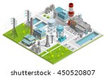 vector illustration of boiler... | Shutterstock .eps vector #450520807