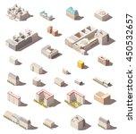 vector isometric minimalistic... | Shutterstock .eps vector #450532657