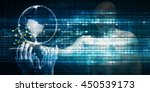 global accessibility of... | Shutterstock . vector #450539173