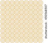 vector pattern with art... | Shutterstock .eps vector #450568507