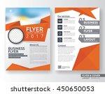 multipurpose corporate business ...   Shutterstock .eps vector #450650053