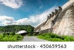 Khun Dan Prakarnchon Dam ...