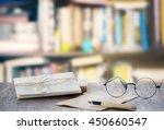 letter | Shutterstock . vector #450660547