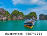 Cruise Boat In Halong Bay ...