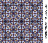 colorful seamless pattern with... | Shutterstock .eps vector #450827233