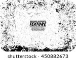 grunge texture   abstract... | Shutterstock .eps vector #450882673