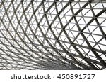 steel structure geometry... | Shutterstock . vector #450891727