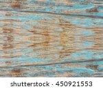 crack wood texture background | Shutterstock . vector #450921553