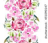 abstract elegance seamless... | Shutterstock .eps vector #451090147