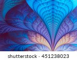 tender abstract background with ... | Shutterstock . vector #451238023