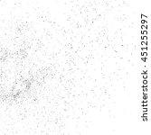 black grainy texture isolated... | Shutterstock .eps vector #451255297