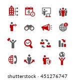 business opportunities icons | Shutterstock .eps vector #451276747