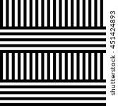vector seamless pattern.... | Shutterstock .eps vector #451424893