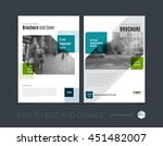 brochure template layout  cover ...