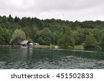 lake | Shutterstock . vector #451502833