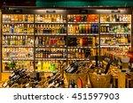 bangkok  thailand   march 13 ...   Shutterstock . vector #451597903