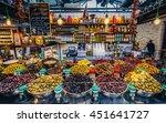 tel aviv  israel   october 21 ... | Shutterstock . vector #451641727