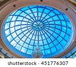 Geometrical Ceiling  Limpid...