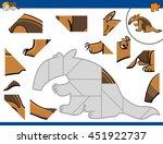 cartoon illustration of... | Shutterstock .eps vector #451922737