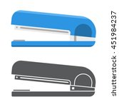 Office Stapler Illustration In...