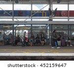london  uk   circa june 2016 ... | Shutterstock . vector #452159647