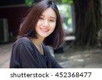Portrait Of Thai Adult...