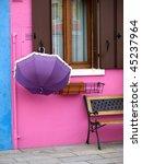 Bright Colours Of Burano's...