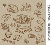 Sukiyaki Drawing