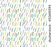colorful simple confetti...   Shutterstock . vector #452600593