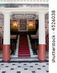 Main Entrance Stairs From...