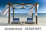 3d rendering image of timber... | Shutterstock . vector #452607697