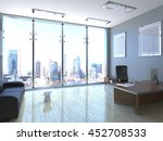 3d rendering of the interior... | Shutterstock . vector #452708533