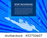 sport artwork design  vector
