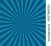 retro sun ray background ...   Shutterstock .eps vector #452784553