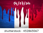 Flag France In Concept. The...