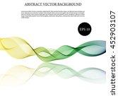 illustration vector abstract... | Shutterstock .eps vector #452903107